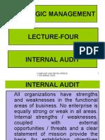 Stg Mgm Lec-04 Internal Audit