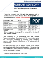 Customers FAQs Migration to 8-Digit Telephone Numbers