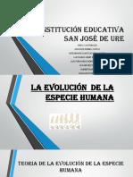 Institución Educativa San José de Ure Df