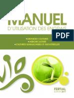 Manuel Utilisation Des Engrais