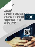 CoDi La Nueva Plataforma de Pagos Electrónicos