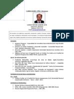 CURRICULUM VITAE_docente Carlos-Ultimo
