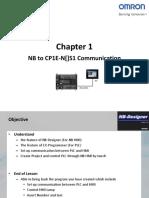 Omron Plc Cp - Hmi Nb Rs232