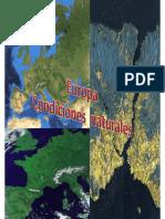 Europa, Condiciones Naturales