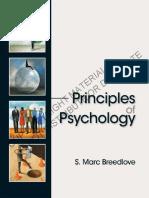 Breedlove Principiodepsicologia