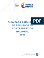 Guia Contrapartida 2015 Apc