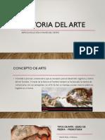 Historia Del ArteI