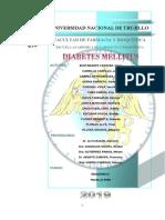 Diabetes Mellitus Informe (1)