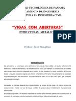 VIGAS CON ABERTURAS