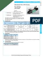 Yuken Hydraulic Valve DSG-03
