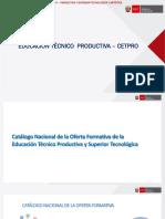 01. CETPRO Catálogo