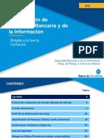 01 Capacitación TÉCNICA Seguridad Bancaria y de la Información