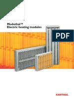 Moduthal Heating Elements
