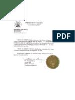 Affidavit Allodial Title [3560 Purdue Way]_9-14-2019