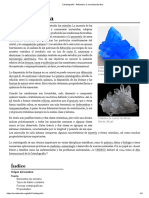 Cristalografía