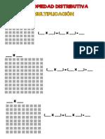 la propiedad distributiva - ficha 2