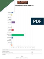 Data Governance Survey Aug 2017 First San Francisco Partners.x39554