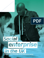 Social Enterprise in the Uk Final Web Spreads