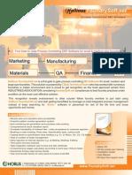 Foundry Brochure