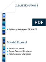 Kuliah Ekonomi1