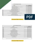 Lista de Chequeo Ecdf III
