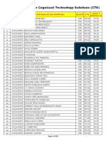 2. Students Database for Cognizant (1)