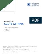 AAH v2 Acute Asthma
