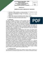 Práctica # 5 Propiedades Químicas de Ácidos Carboxílicos y Derivados