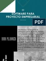 Software Para Proyecto Empresarial