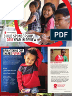 Save the Children 2018 Report
