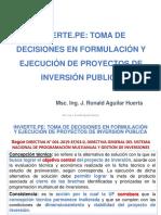 2 Inviertepe Toma de Decisiones en Formulación y Ejecución de Proyectos de Inversión Publica (2)