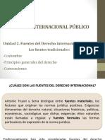 Clase 6. Fuentes Tradicionales Del Dip