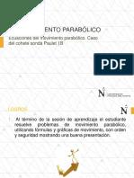 f1 s02 Ppt Movimiento Parabolico