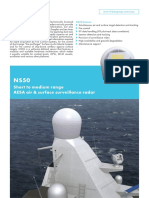 Thales NS50 Brochure