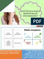 Malla Receptora de Informacion