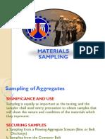 05-09-2017 Materials Sampling ACF