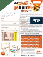 Orange Run Entry Form 2019