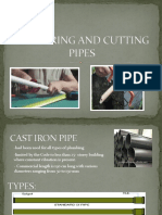 Measuring and Cutting Pipes