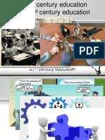 20th vs 21st Century Education