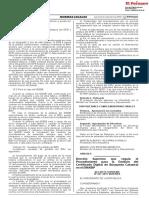 Procedimiento certificado digital de búsqueda catastral. DS N° 027-2019-VIVIENDA -