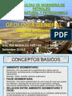 ambiente sedimentario
