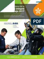 Anexo 4 Reporte de Datos de La Formación Integral Para El Trabajo 2017