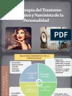 Psicoterapia Del Trastorno Histriónico y Narcisista de La