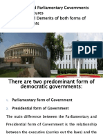 A1433017005_24762_9_2019_Presidential and Parliamentary Form of Government