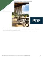 Revista Arquitetura e Construção - Casa de Campo Mergulha Na Paisagem 2