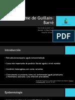 Sindrome de Guillain Barré