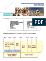 Tema 3 Guía de Estudio Civilización Griega
