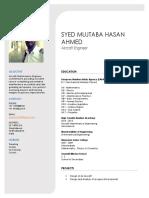 Syed Mujtaba Hasan Ahmed Ame