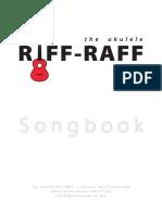 Dokumen.tips the Ukulele Riff Raff Northumbrianinfo Ukulele Riff Raff Songbookpdfthe Ukulele