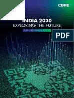 India 2030 - Exploring the Future